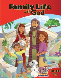 Family Life with God - Teachers Guide cover image