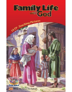 Family Life with God - Teaching Pictures cover image