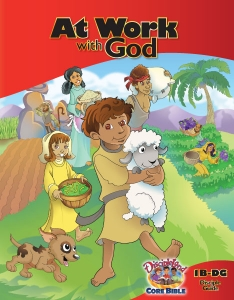 At Work with God - Teachers Guide cover image