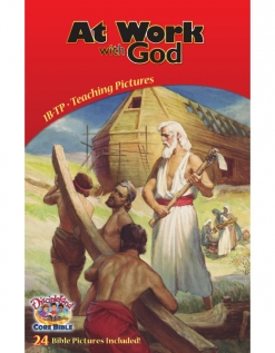 At Work with God - Teaching Pictures cover image