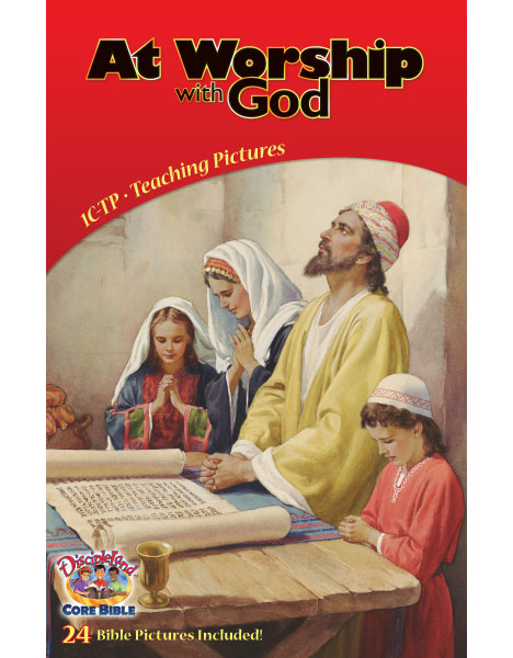 At Worship with God - Teaching Pictures cover image