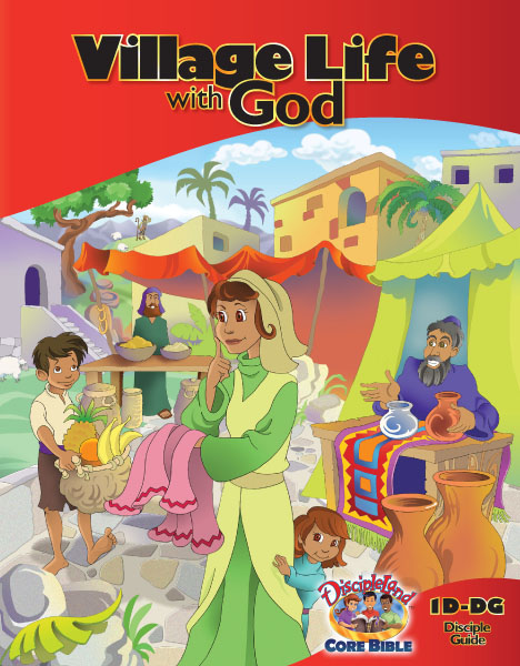 Village Life with God - Teachers Guide cover image