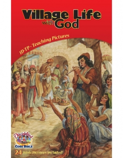 Village Life with God - Teaching Pictures cover image