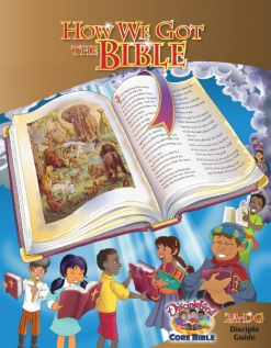 How We Got the Bible - Teachers Guide cover image