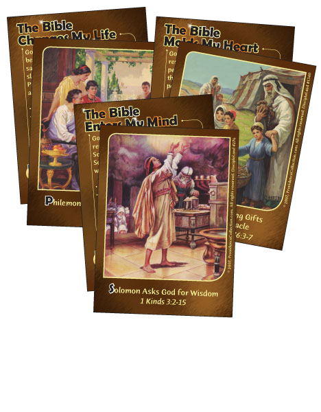 Why We Got the Bible - Bible Cards cover image