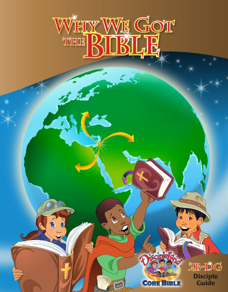 Why We Got the Bible - Teachers Guide cover image