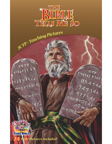 The Bible Tells Me So - Teaching Pictures cover image