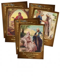 The Bible Changes My Life - Bible Cards cover image