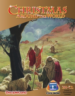 Christmas Lesson: Christmas Around the World cover image