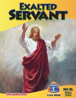 Easter Lesson: Exalted Servant - Cover Image