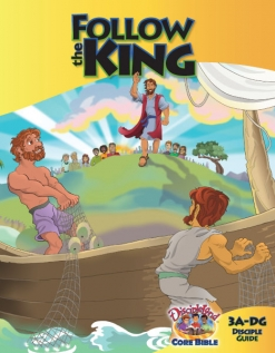 Follow the King - Teachers Guide cover image