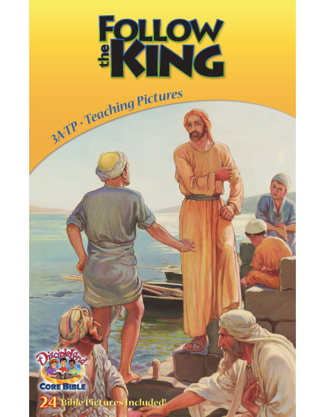 Follow the King - Teaching Pictures cover image