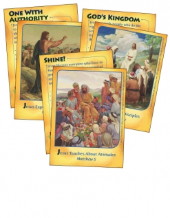 Amazing Words - Bible Cards - Cover Image