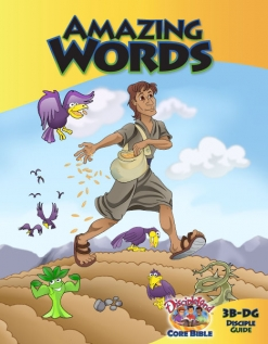 Amazing Words - Teachers Guide cover image