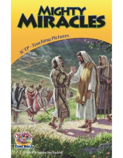 Mighty Miracles - Teaching Pictures - cover image