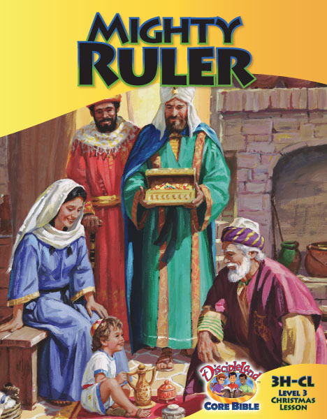 Christmas Lesson: Mighty Ruler- Cover Image