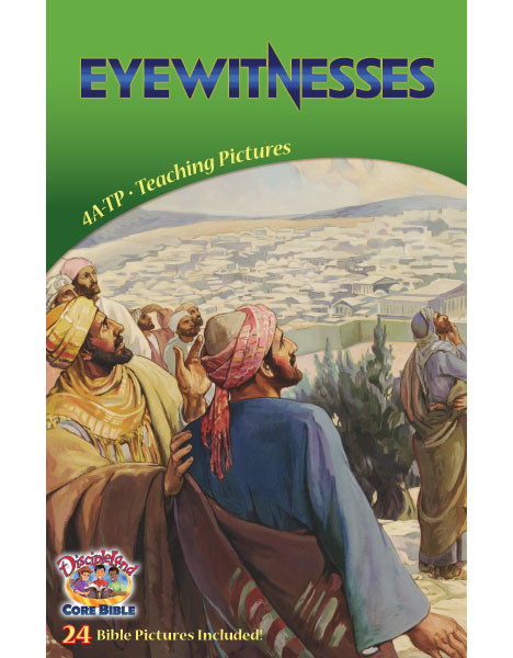 Eyewitnesses - Teaching Pictures - Cover image