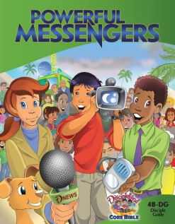Powerful Messengers - Disciple Guide - Cover Image
