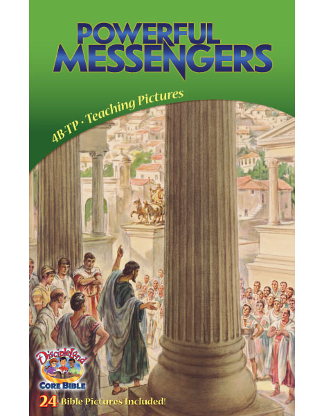 Powerful Messengers - Teaching Pictures - Cover Images