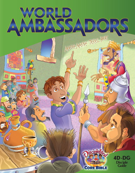 World Ambassadors - Disciple Guide - Cover Image