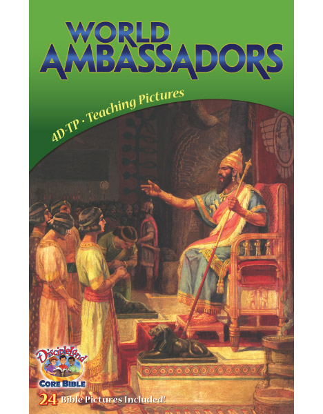 World Ambassadors - Teaching Pictures - Cover Image