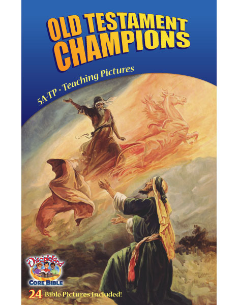 Old Testament Champions - Teaching Pictures - Cover Image