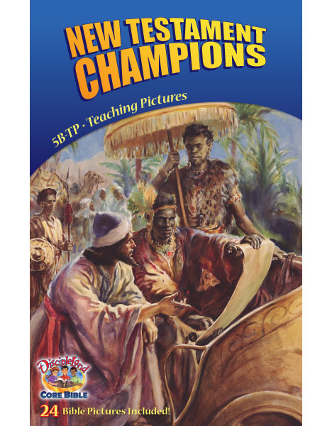 New Testament Champions - Teaching Pictures - Cover Image