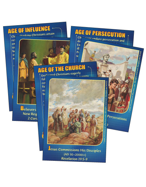 Christian Champions - Bible Cards - Cover Image