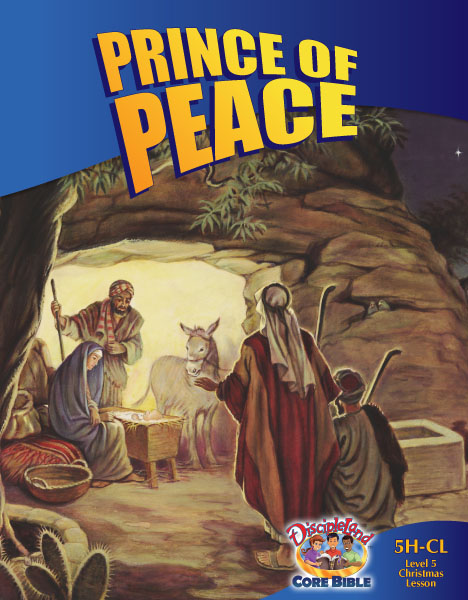 Christmas Lesson: Prince of Peace - Cover Image