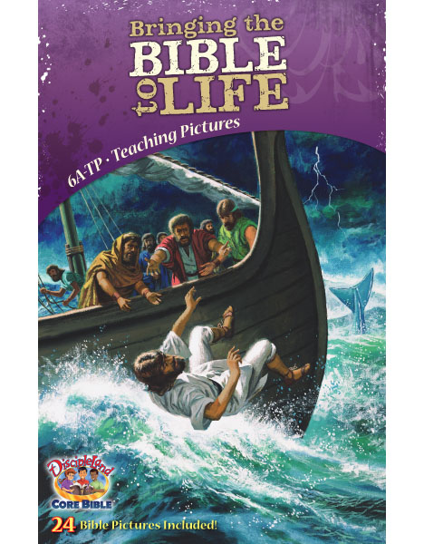 Bringing the Bible to Life - Teaching Pictures - Cover Image