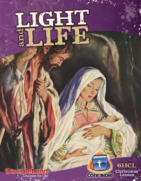 Christmas Lesson: Light and Life - Cover Image